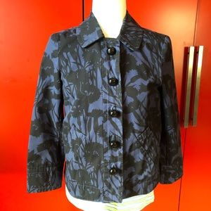 Marc Jacobs jacket floral cropped retro Size 6
